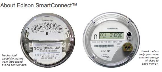 Ge Meter Reader : Sce plans to change me over a smart meter dan